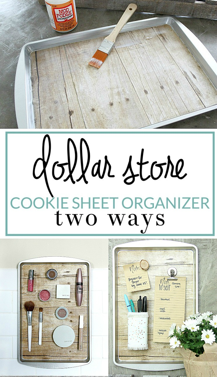 Dollar-Store-Cookie-Sheet-Magnetic-Organizer