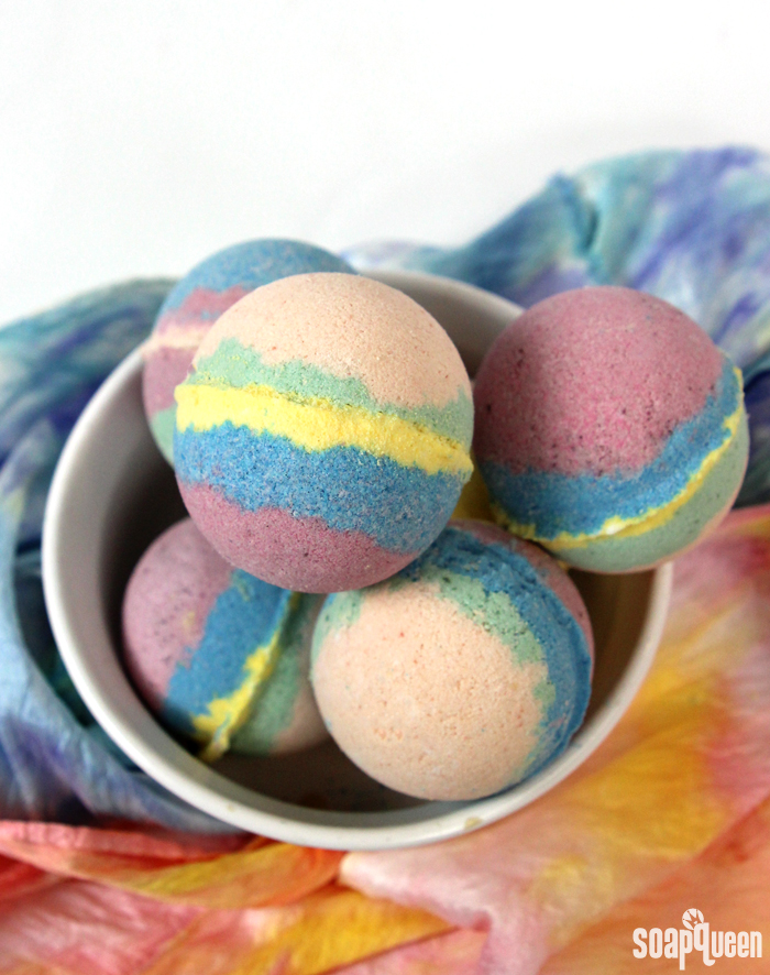 bath bombs recipes