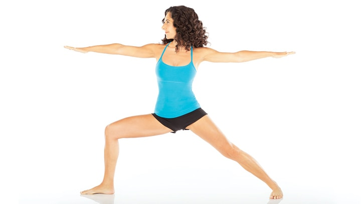yoga workout for beginners
