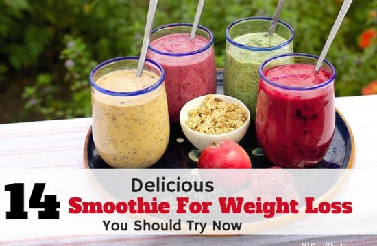 smoothie for weight loss