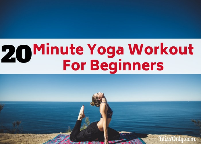 20-Minute Yoga Workout For Beginners