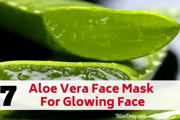 7 Aloe Vera Face Mask For Glowing Face