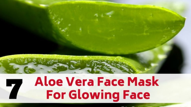 7 aloe vera face mask for glowing face blissonly. Black Bedroom Furniture Sets. Home Design Ideas