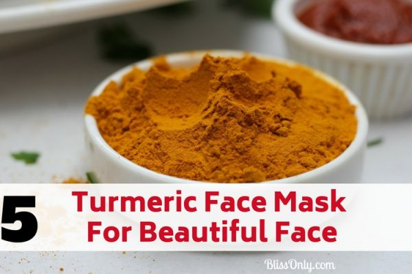 5 Turmeric Face Mask For Beautiful Face