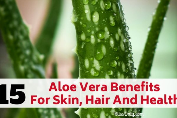 15 Aloe Vera Benefits For Skin, Hair And Health