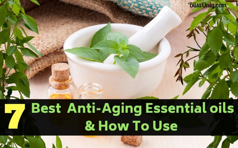 7 Best Anti-Aging Essential Oils And How To Use