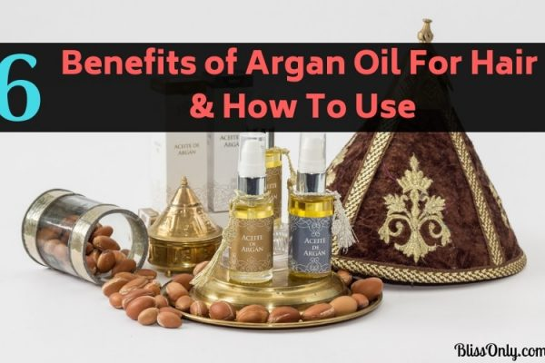 Top 6 Benefits Of Argan Oil For Hair And How To Use