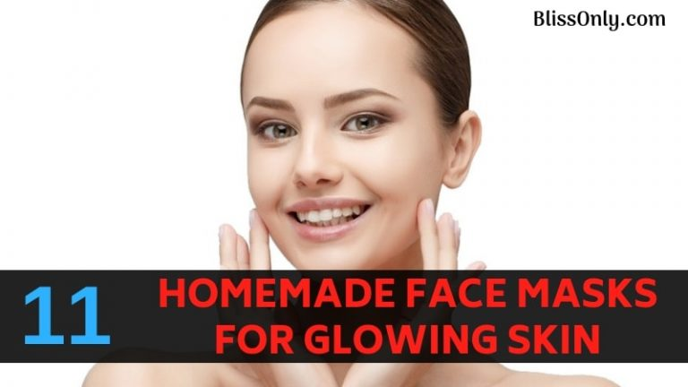 homemade face masks for glowing skin