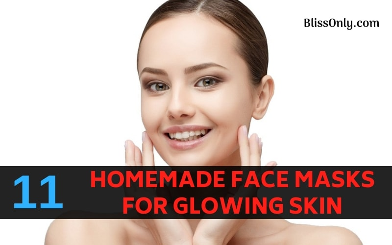 11 Simple Homemade Face Masks For Glowing Skin