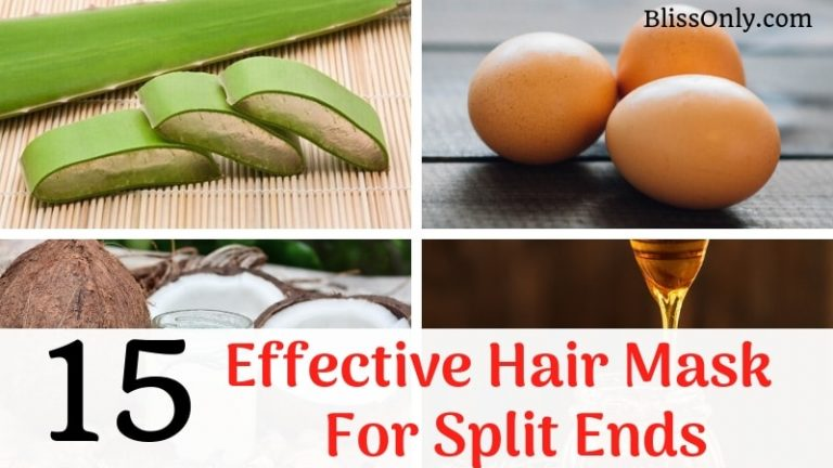 hair mask for split ends