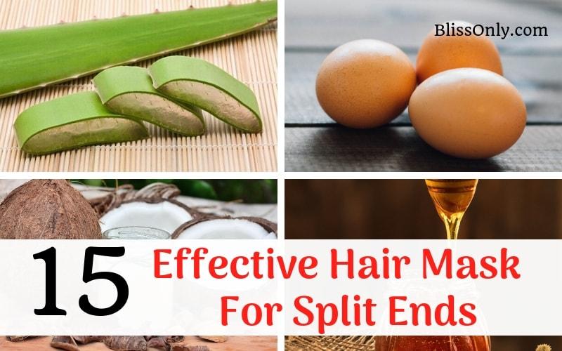 hair mask for split ends