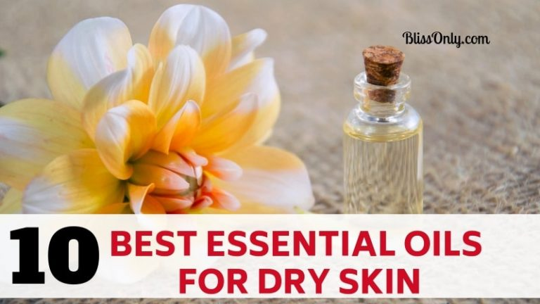 essential oil for dry skin