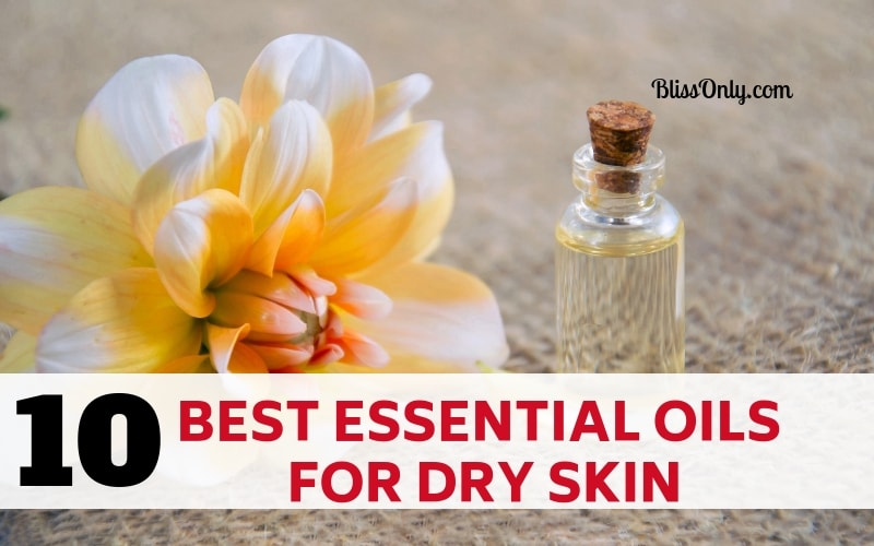 10 Best Essential Oil For Dry Skin And How To Use Them
