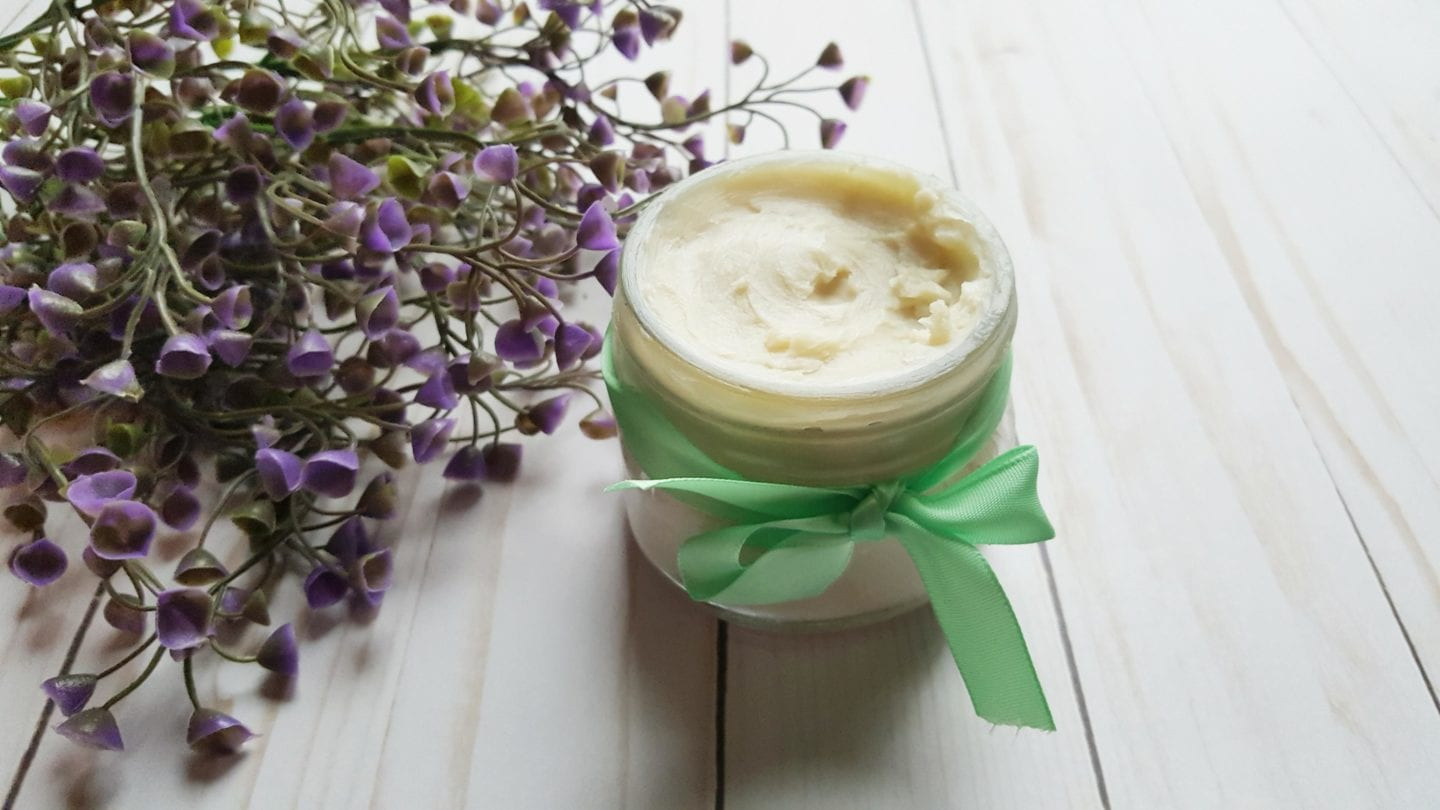 body butter for dry skin