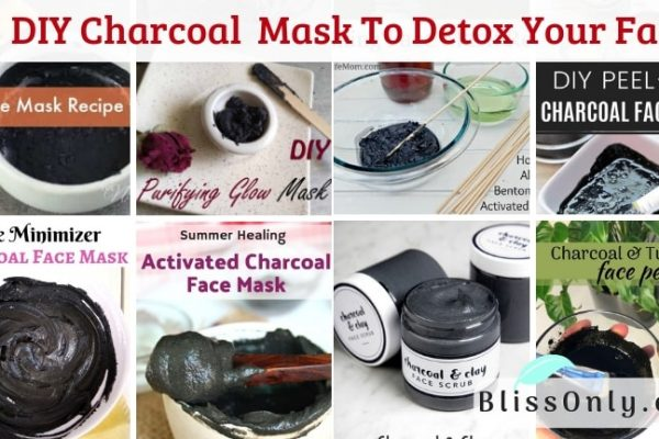 11 DIY Charcoal Mask To Detox Your Face
