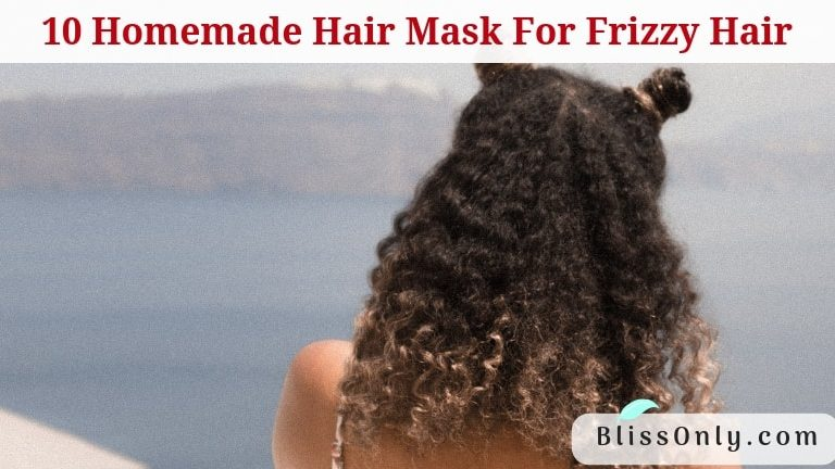 hair mask for frizzy hair