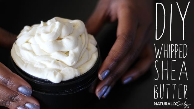 shea butter leave-in conditioner