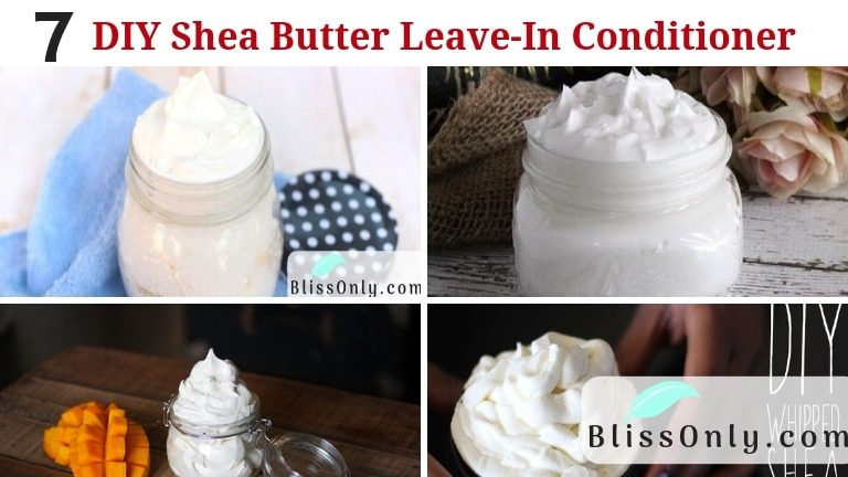 7 DIY Shea Butter Leave-In Conditioner (Easy To Make)