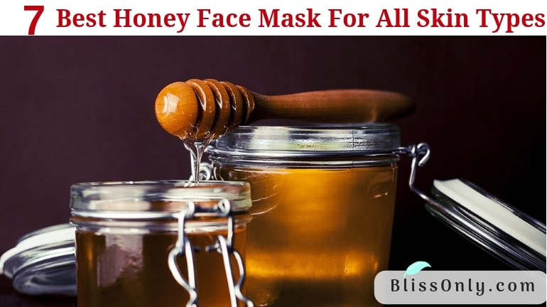 honey face mask