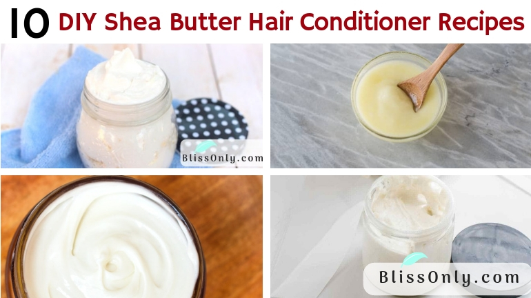 shea butter hair conditioner