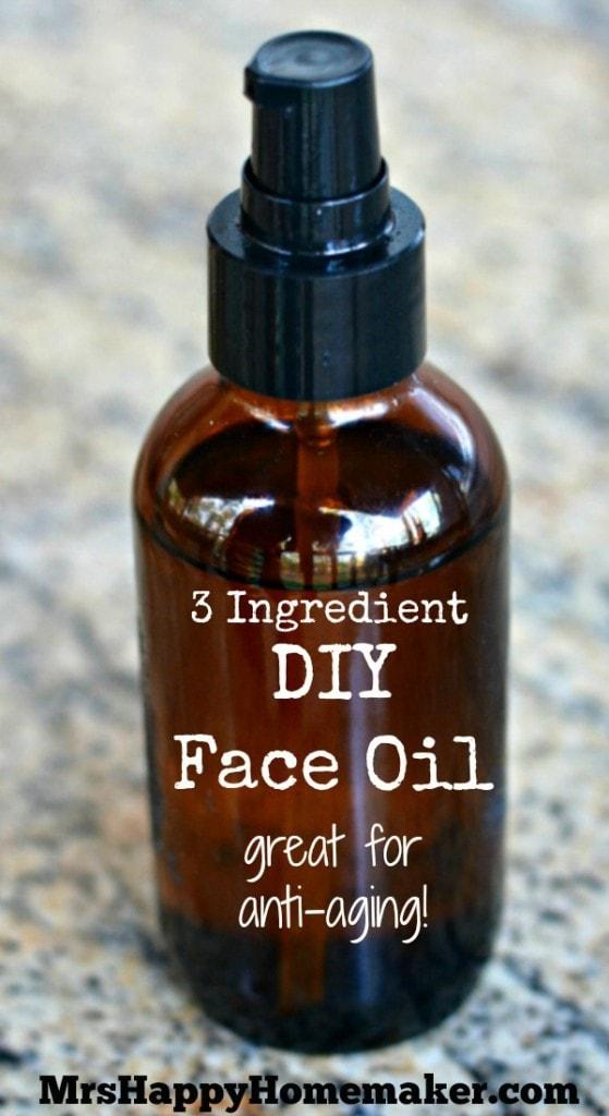 anti-aging skin care recipes