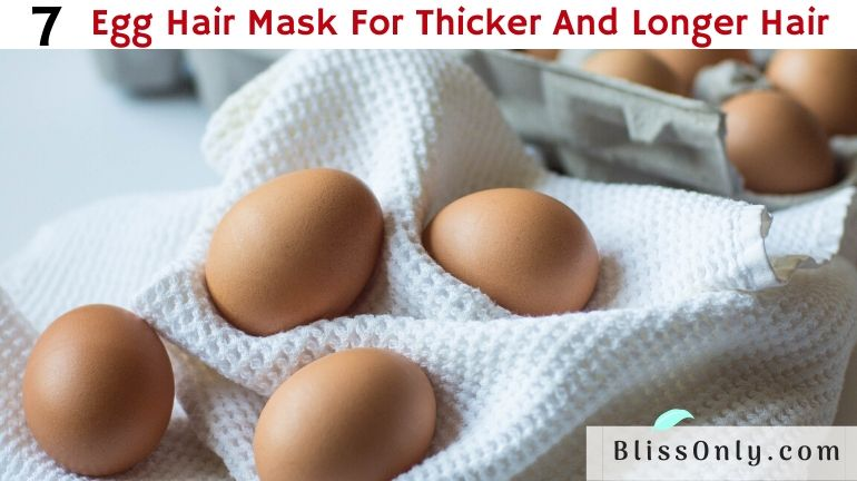 egg hair mask