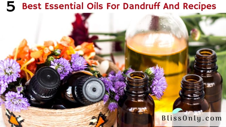 essential oils for dandruff