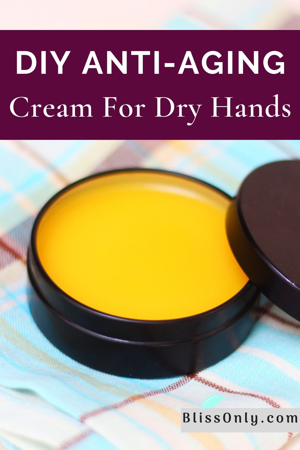 anti-aging cream for dry hands